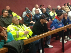 Fall River City Council Hearing