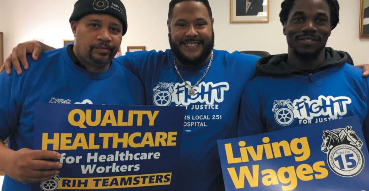 RIH Teamsters Say Yes to New Contract